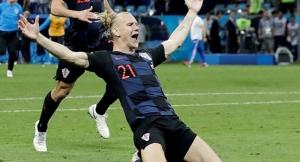 Хорватия, Англия, матч, ЧМ-2018, болельщики, скандал, победа