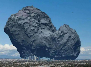 новости науки, видео, объект, комета чурюмова-герасименко, звуки, сигналы, космос, нло
