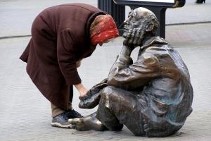 россия,экономика, нищета, обнищание, опрос