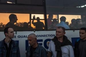 Геращенко, Донбасс, АТО, Нацгвардия, Донецк, Луганск, ДНР, ЛНР, обмен пленными