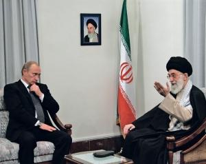 путин, иран, договоры