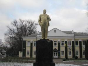 памятник Ленину, Полтава, Полтавская область, ОГА, председатель, Виктор Бугайчук