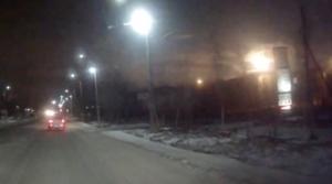 Россия, Мурманская область, Метеорит, Происшествие, Видео