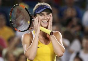 свитолина, Australian Open,ошибка, теннис