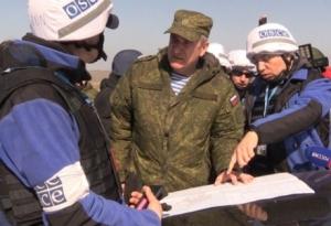 """восток украины, донецк, трехсторонняя группа по прекращению огня, """"днр"""", обсе"""