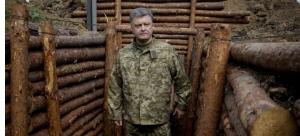 порошенко, мариуполь, фортификации, хорошо, защищен