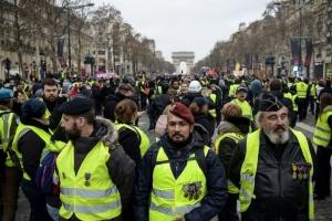 франция, париж, протесты, донбасс, война, россия, днр, лнр