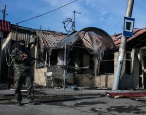 ДНР, восток Украины, Донбасс, восстановление, разрушения, общество