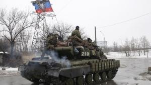 путин ДНР,  восток Украины, Донбасс, Донецк, Пушилин, выборы, премьер