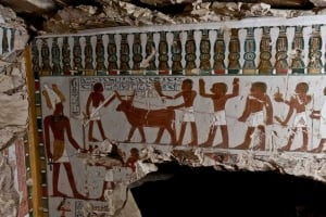 Египет, американские археологи, гробница, Аменхотеп, некрополь