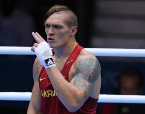 новости Украины, спорт, бокс, Александр Усик
