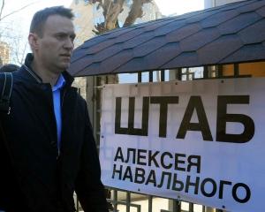 Алексей Навальный, Штаб, Следственные действия
