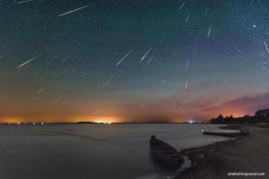 Персеиды, падающие звезды, звездопад, новости, Украина, Космос