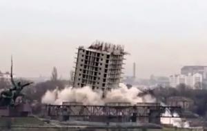 шестнадцатиэтажка, севастополь, снос, крым