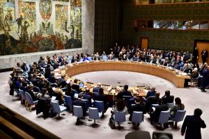 ООН, Совбез, Экстренное заседание, Нью-Йорк, Сирия, Эскалация, Россия