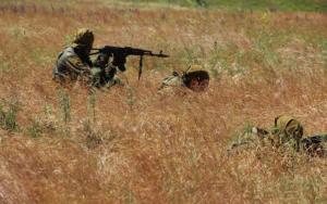 Каменка, восток Украины, атака боевиков, АТО, Донецк, сепаратисты, война, силовики.