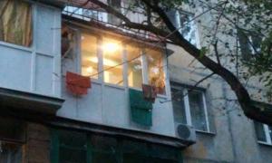 мариуполь, обстрел жилого дома из гранатомета, кпу, террор, происшествия, общество