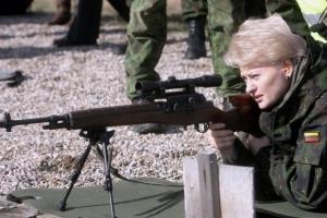 мир, война, литва, президент, Грибаускайте, терроризм
