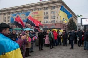 Украина, Харьков, вече, Кернес, политика, общество, отставка