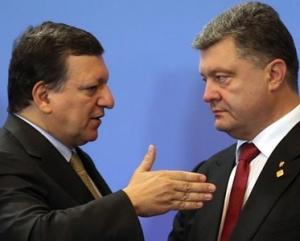 Петр Порошенко, Евросоюз, Россия, Баррозу, Украина, макрофинансовая помощь, переговоры в Милане