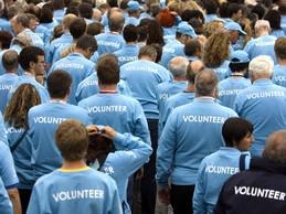 волонтеры, ассоциация, объединение