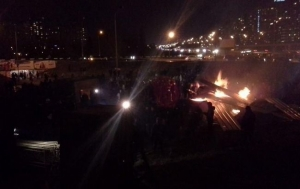 Киев, застройка, стрельба, титушки, общество, протест, митинг, акция, политика,