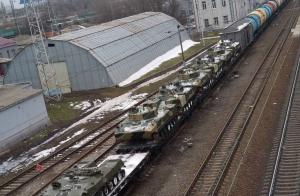 информация, танках, прибыли, боевики, стороны, РФ, вагоны, бронетехники, информация, БМП
