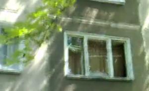 киевский район, партизанский проспект, стекла, донецк, ато