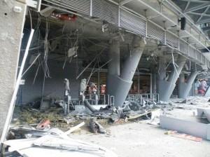 Донецк, Донбасс Арена, Палкин, разрушения, миллион
