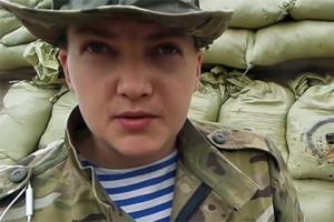 Савченко, АТО, Сенцов, восточная Украина, заложники, война, военный конфликт, обмен заложниками, гражданская война в украине
