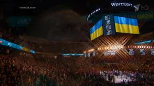 Крым Украина усик, Уизерспун, бой, бокс, WBO, руис, украина, Гимн видео