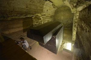 Египет, гробница, саркофаг, НЛО, инопланетяне, древние египтяне, археология, ученные, мнение, гранит, Саккара, Каир