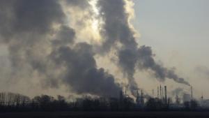 Украина, Донбасс, ДНР, Экология, Проблемы, Дамба, Химикаты.
