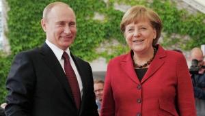новости украины, ангела меркель, газовая война, владимир путин, новости россии