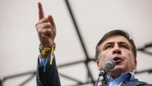 Саакашвили, Украина, Грузия, политика, РНС, СБУ, происшествия