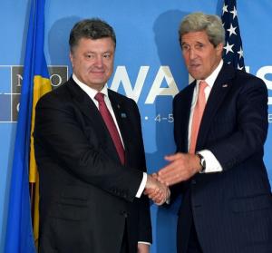 петр порошенко, новости украины, джон керри, юго-восток украины, ситуация в украины
