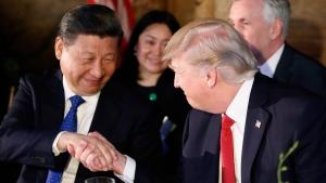 россия, сша, трамп, китай, дзиньпин, скандал, газ