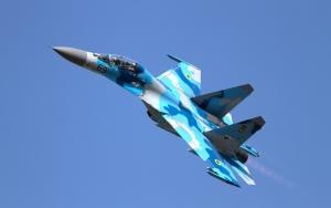 ВВС России, Су-27, Р-8, Пентагон, перехват