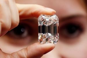 бриллиант, сша, торги