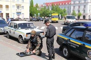 Киев, происшествия, общество, минирование, МВД Украины, криминал