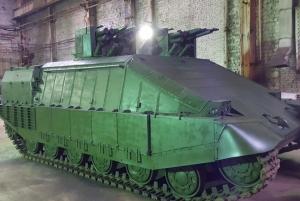 танк, азов, тирекс, разработка, т-64, бронетехника, инженеры, конструкторы