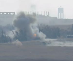 сирия, война в сирии, армия асада, повстанцы, асадиты, видео, бронетехника, птур