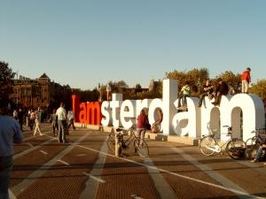 голландия, амстердам, происшествия, общество