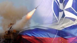НАТО, Россия, Украина, война в Донбассе