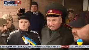 """Украина, политика, общество, Валентин Федичев, отель """"Казацкий"""", """"Радикальные правые силы"""", протест, Верховная Рада, правительство, Кабинет министров"""