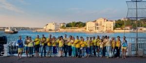Новости Украины, Крым-Украины, День Государственного Флага Украины, Севастополь