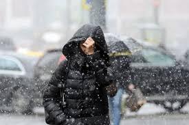 Украина,  погода, прогноз, температура, области, снег