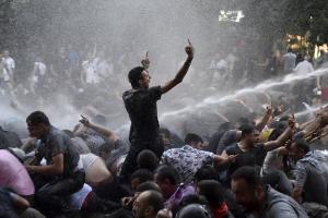ереван, митинг, акция протеста, армянский майдан, армения, происшествия, полиция