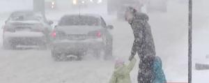 украина, погода, прогноз погоды, снег, метель, общество, видео