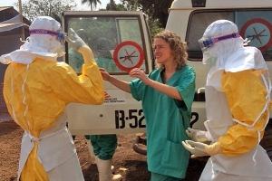 эбола, лихорадка, инфицированные
